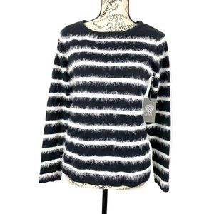 Vince Camuto Fuzzy Pullover sweater- S